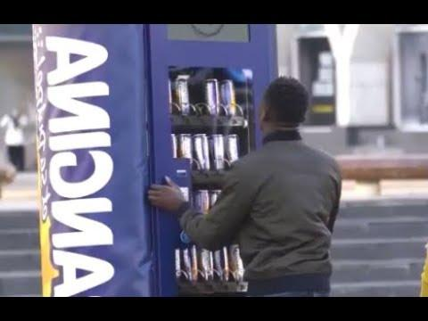 The Worst Vending Machine - Your Daily Dose Of Internet