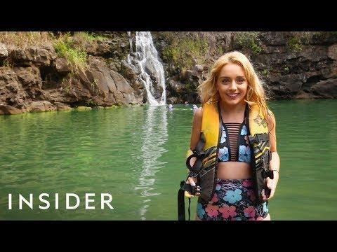 Waimea Valley: Sacred Lands In Oahu | Swimming Hole Safari Ep 5