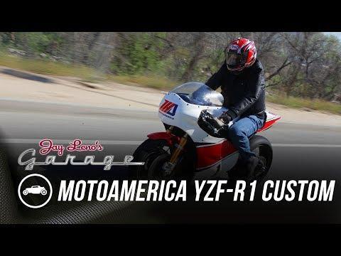 Wayne Rainey's MotoAmerica YZF-R1 Custom - Jay Leno's Garage