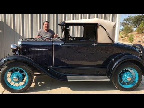 Why the Ford Model A is the best American car ever made. #Video