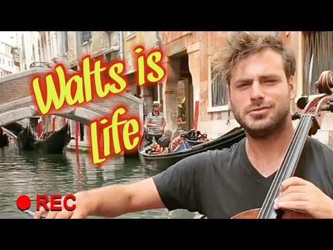 Walts No. 2 Video ( Stjepan Hauser Cello Music )