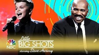 Little Big Shots - He's Going to Be a Major Star (Sneak Peek)