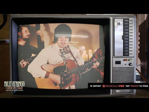 Billy Strings Video - String The Halls: Stone Walls and Steel Bars