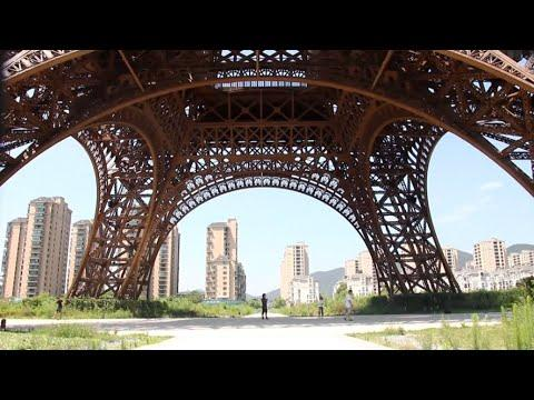 China Built Their Own Fake Paris Video. Your Daily Dose Of Internet.
