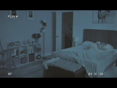 Could you sleep through PARANORMAL activity? Purple