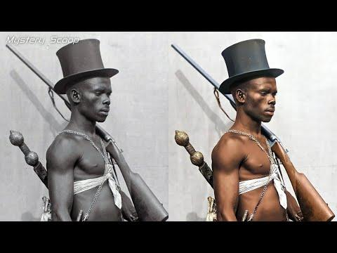 Historical Photos Colorized With Breathtaking Results V2 (AI Animated) #Video