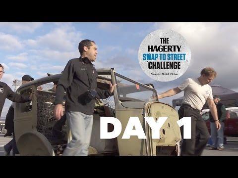 Hagerty S2S Challenge 2016 | Day 1 Recap