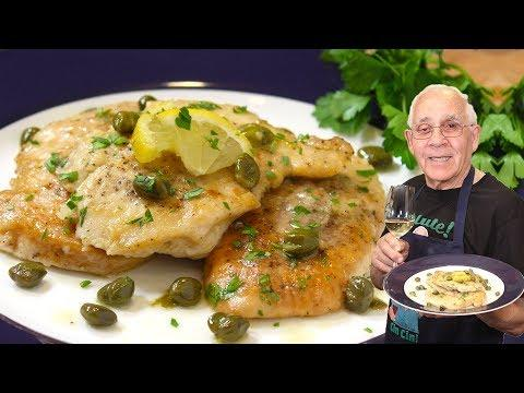 Chicken Piccata Recipe. OrsaraRecipes