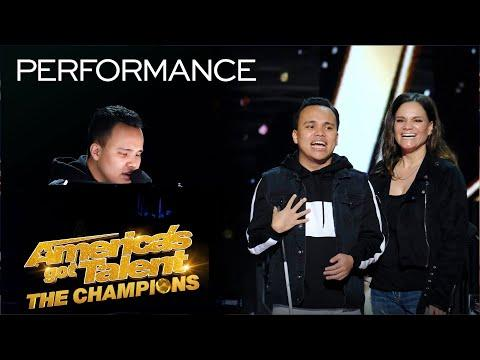 Kodi Lee Performs - Sign of the Times - by Harry Styles - America's Got Talent: The Champions