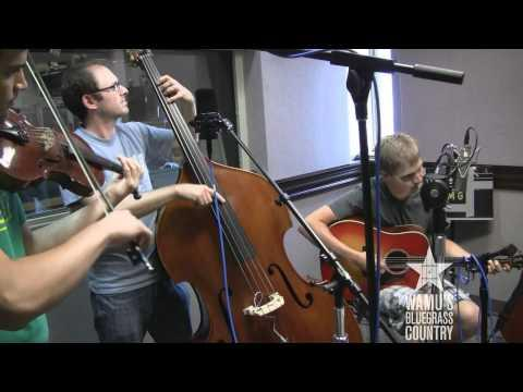 Roustabout - Fall On My Knees [Live At WAMU's Bluegrass Country]
