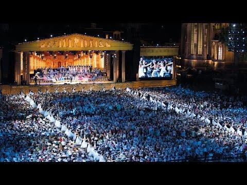 "André Rieu - ""FALLING IN LOVE - IN MAASTRICHT"" (Highlights)"