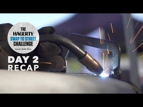 Hagerty S2S Challenge 2016 | Day 2 Recap