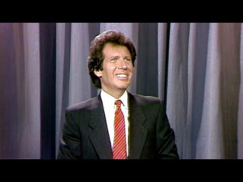 Garry Shandling Stand-Up Appearance on The Tonight Show Starring Johnny Carson - 04/28/1983