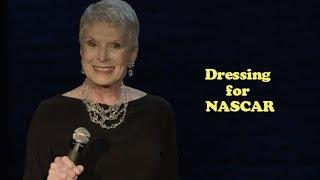 Jeanne Robertson | Dressing for NASCAR