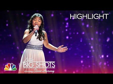 Angelica Hale: Santa Claus Is Comin' to Town - Little Big Shots (Episode Highlight)