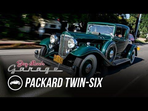 1932 Packard Twin-Six: A Tribute to Phil Hill - Jay Leno's Garage