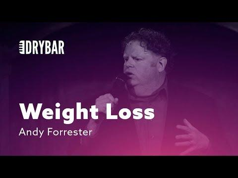 The Secret To Weight Loss. Andy Forrester