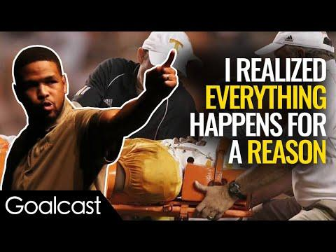 How To Find Motivation When Things Don't go as Planned | Inky Johnson Speech | Goalcast