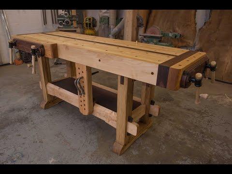 Behold! The Samurai Workbench