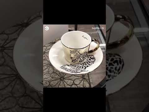 These Mirrors Cup are Fascinating & Relaxing    Luycho Cup