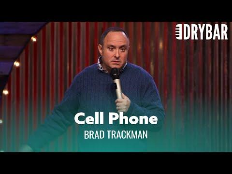 Your Elementary Student Doesn't Need A Cell phone Video. Comedian Brad Trackman