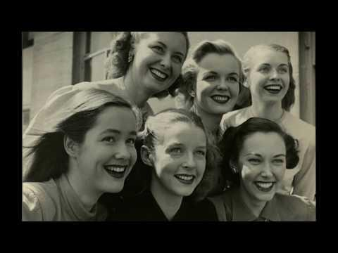 What American Women Looked Like in 1945!