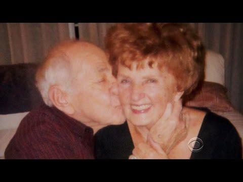 Couple's second chance shows how love outlasts death
