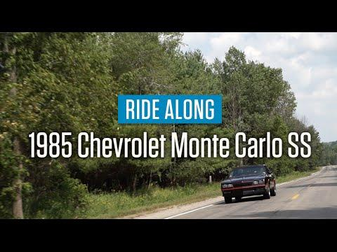1985 Monte Carlo SS | Ride Along