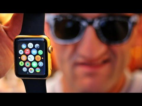 How To Turn Your Apple Watch Into A Gold One