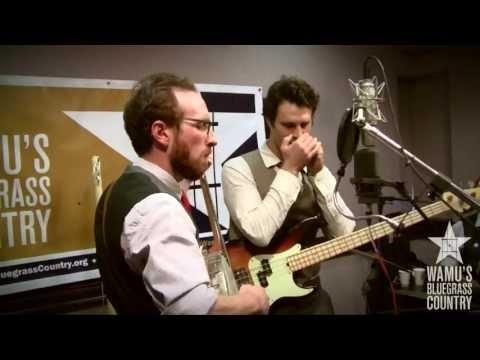 Roosevelt Dime - Diggin' Song [Live At WAMU's Bluegrass Country]