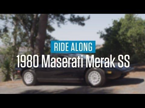 1980 Maserati Merak SS | Ride Along