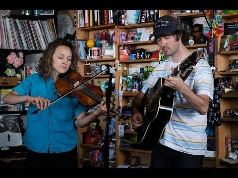 Mandolin Orange: NPR Music Tiny Desk Concert