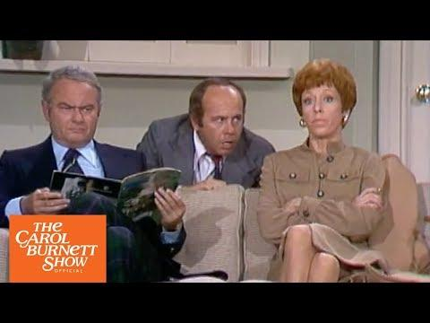 I'm Not a Doctor from The Carol Burnett Show