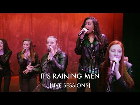 It's Raining Men Video | BYU Noteworthy [LIVE SESSIONS]
