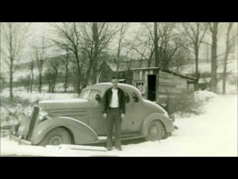35 Classsic Photos of Men Posing with Their Cars in the 1930s