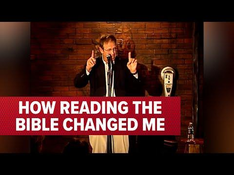 How Reading the Bible Changed Me | Comedian Jeff Allen Video