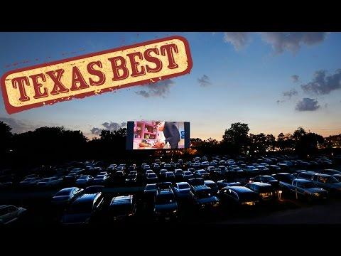 Texas Best - Drive-In Movie (Texas Country Reporter)