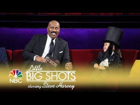 Little Big Shots - Babe Lincoln (Episode Highlight)