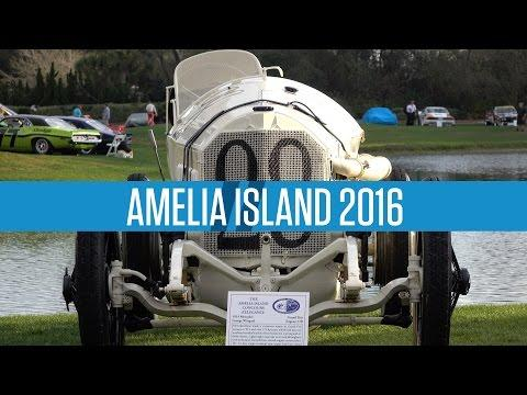 2016 Amelia Island Concours D'Elegance