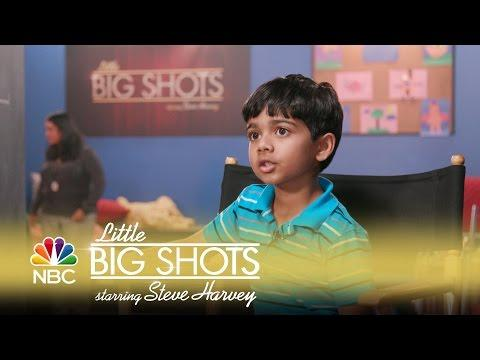 Little Big Shots' Little Big Questions: What's the Hardest Job in the World? (Digital Exclusive)