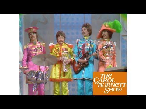 Beatles Tribute from The Carol Burnett Video