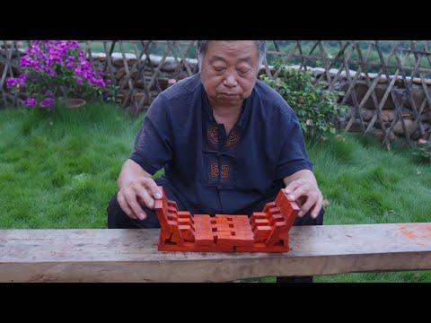 Meet Grandpa Amu - Craftsman Extraordinaire! #Video