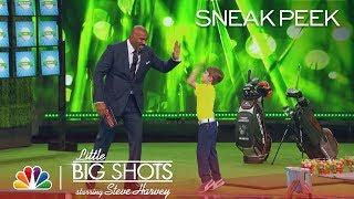 Little Big Shots - Inspirational 7-Year-Old Golfer (Sneak Peek)