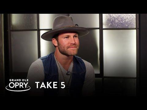 Drake White | Take 5 | Opry