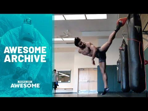 Extreme Martial Arts & More Video | Awesome Archive