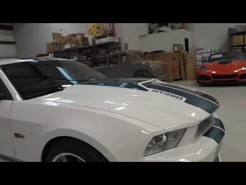 2011 Ford Shelby Mustang GT350 45th Anniversary Edition 1,162 Miles #Video