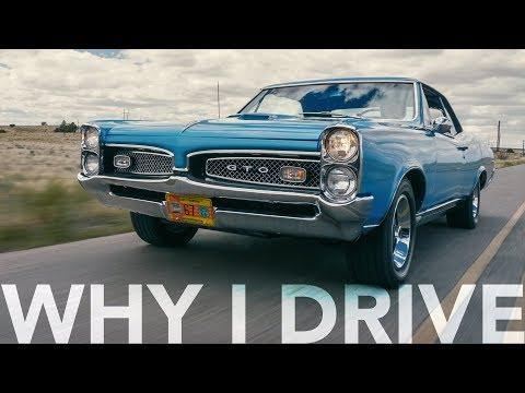 Born for Route 66 - Jamie and her 1967 Pontiac GTO | Why I Drive #22