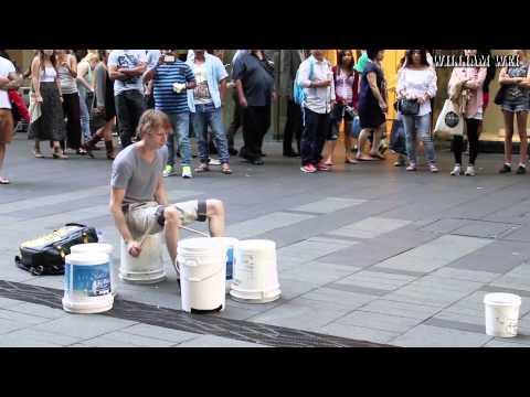 Best Drummer Ever Video [HD]
