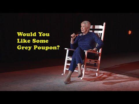 Jeanne Robertson | Would You Like Some Grey Poupon?
