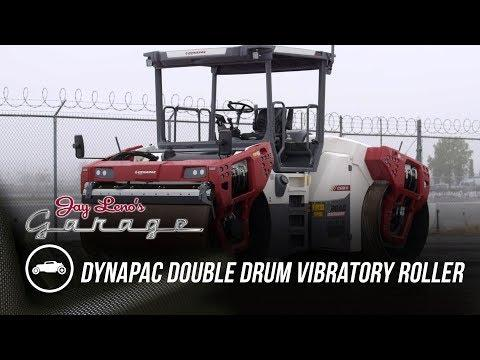 2019 Dynapac Double Drum Vibratory Roller - Jay Leno's Garage
